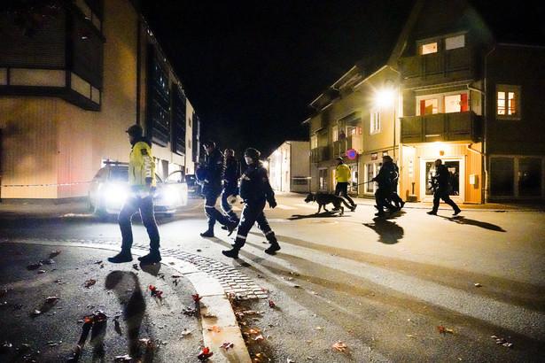 Według norweskiej prasy napastnik jest Norwegiem wyznającym islam. Informacja ta nie została oficjalnie potwierdzona.
