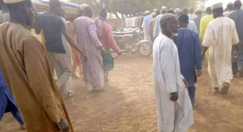 Bandits have displaced 7,000 people in 2 LGs in Sokoto/Illustration.