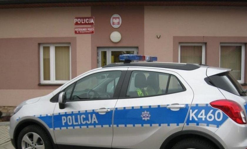 Sprawą zajmują się policjanci z komisariatu w Wiązownicy
