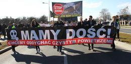 Tysiące ludzi protestowało w Mielcu. Chcą czystego powietrza