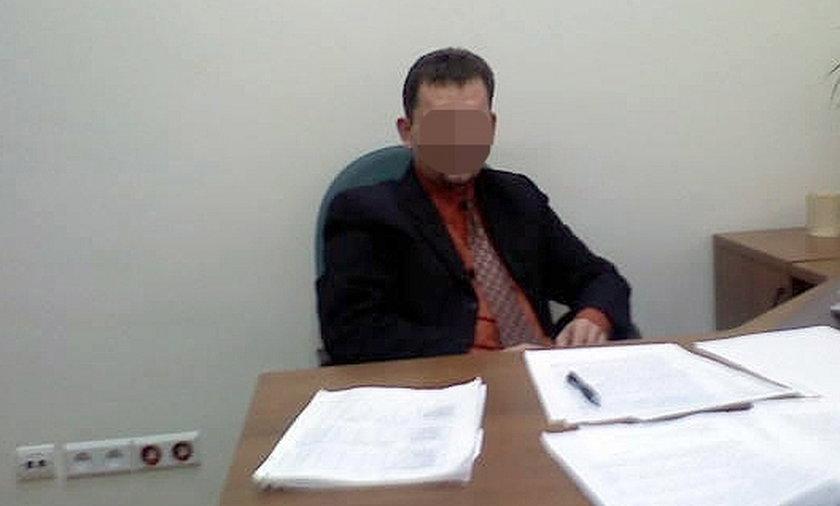 Pijany urzędnik z NIK-u, zatrzymany przez policje