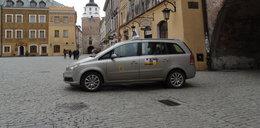 Od kwietnia taksówki nie wjadą na Stare Miasto