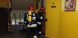 Ewakuacja szkoły - 32 osoby w szpitalu