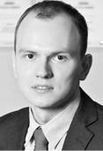 Robert Stępień radca prawny, starszy prawnik w kancelarii Raczkowski Paruch