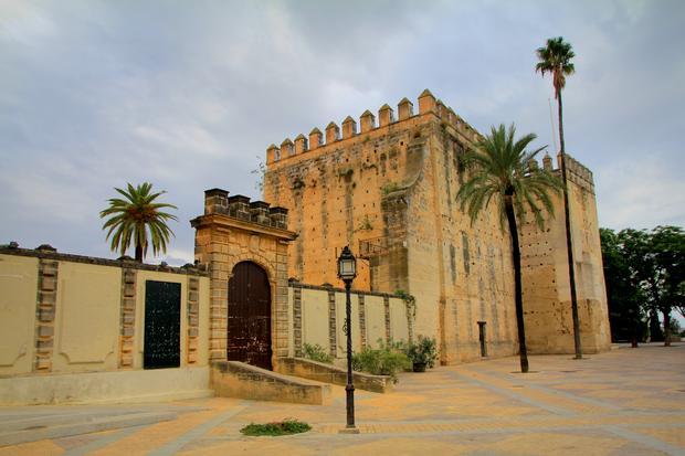 Alkazar w Jerez de la Frontera