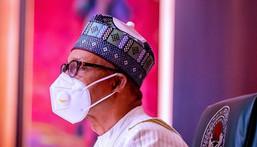 President Muhammadu Buhari.(PSC).  [Twitter/@NigeriaGov]