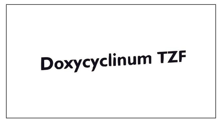 Doxycyclinum TZF