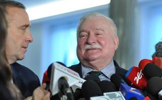Lech Wałęsa: Nie zgadzam się z tym, co dzieje się w mojej ojczyźnie. Psują nam Polskę