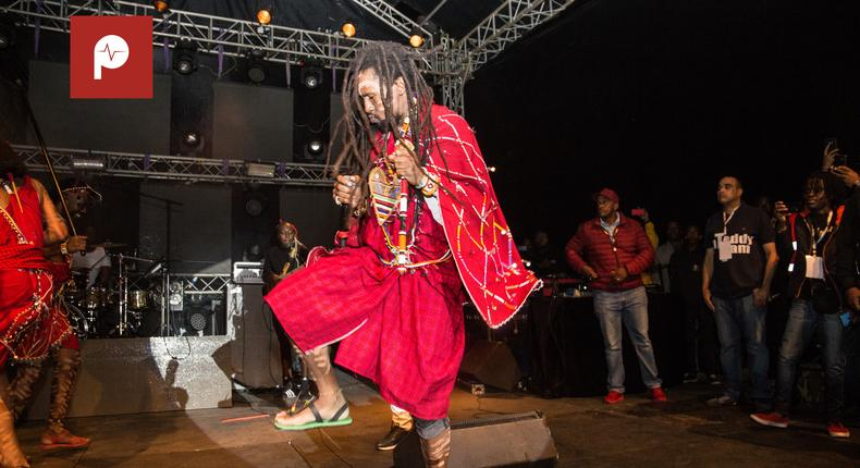 Photos from the Jah Cure concert in Nairobi (Pulse Live Kenya)