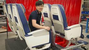 Twórcy nietypowego samolotowego schowka wybrani zwycięzcami konkursu Airbusa
