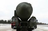 Transporteri balističkih raketa će takođe moće da nose ovo novo rusko oružje