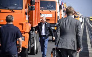 Macron porozmawia z Putinem o umowie nuklearnej i kryzysie w Syrii