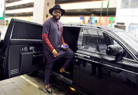 Emeka Okonkwo also known as E-Money [Instagram/IamEmoney]