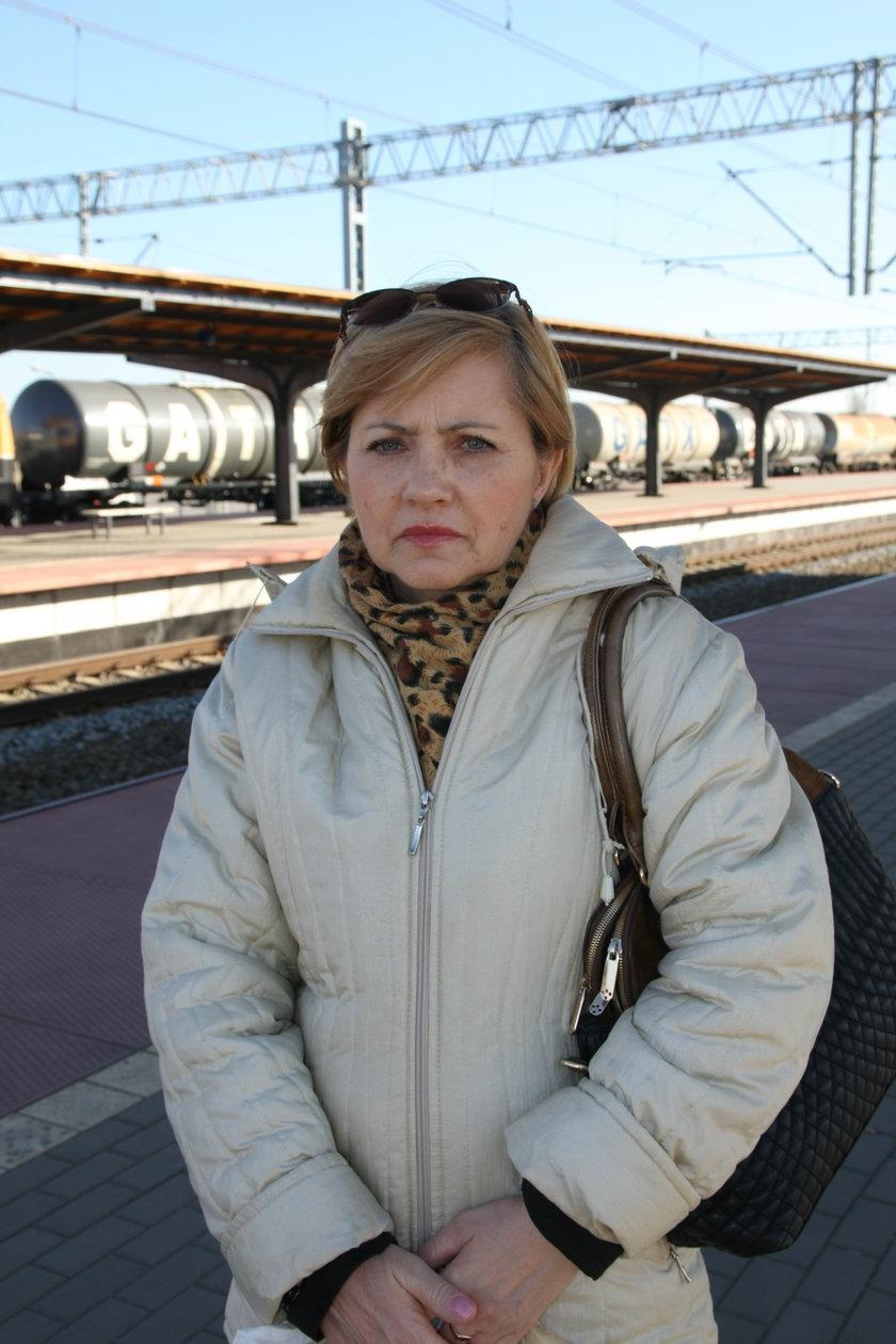 Mirosława Filbrandt (53 l.)