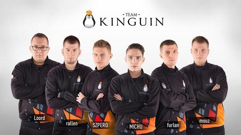 Team Kinguin pokazało grę na światowym poziomie
