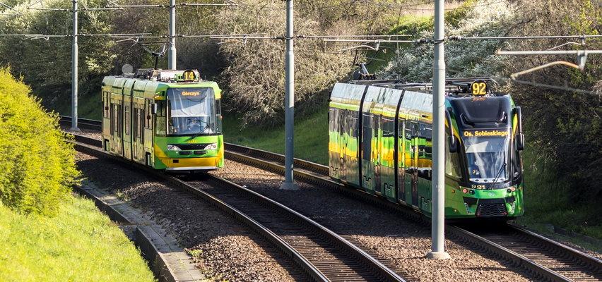 Nasze tramwaje jeżdżą najszybciej!
