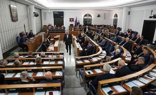 Senatorowie PIS odrzucili kandydaturę Agnieszki Dudzińskiej na polecenie Nowogrodzkiej