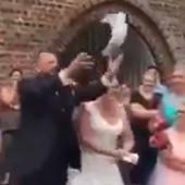Sećate li se goluba koji nije poleteo iz ruku Marijane Mateus? Evo zašto su svi svatovi gledali u ruke ove mlade (VIDEO)