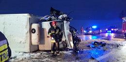 Tragiczny wypadek pod Tczewem. Zginęły dwie osoby