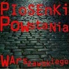 """Różni Wykonawcy - """"Piosenki Powstania Warszawskiego"""""""