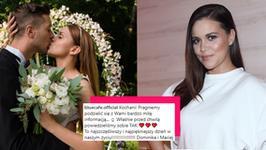 Dominika Gawęda już po ślubie! Wyszła za znanego muzyka