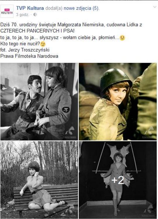 "Wersja posta ze słowem ""płomień"""
