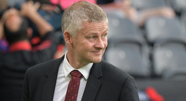 Manchester United manager Ole Gunnar Solskjaer Creator: SEBASTIEN BOZON