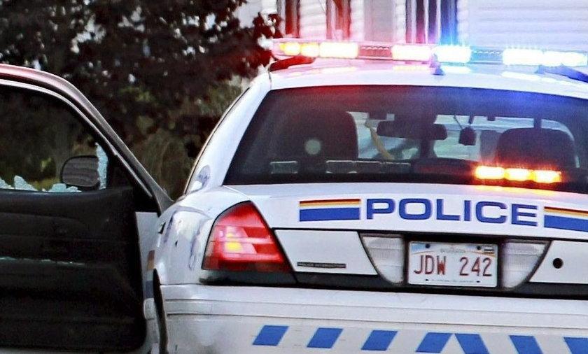 Kanadyjski Rambo morduje policjantów