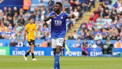 Wilfred Ndidi speaks on Leicester City's game against West Ham, says he's ready