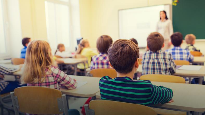 Szkoła Dzieci Edukacja Oświata MEN