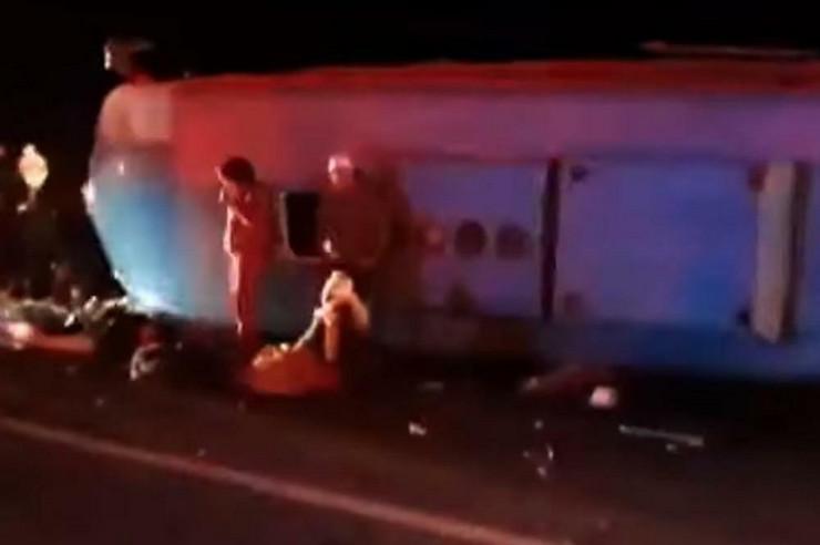 Meksiko, nesreća