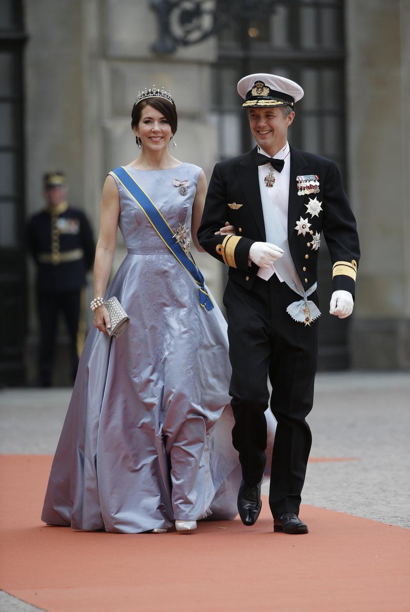 Księżna Mary i książę Fryderyk