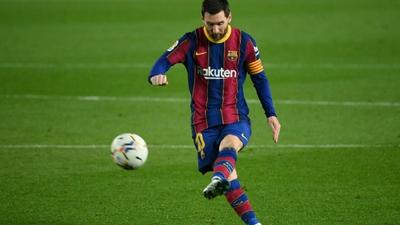 Lionel Messi comes into ElClasico as the man with all the records