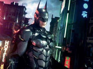 """Mroczny rycerz w Gotham. """"Batman: Arkham Knight"""""""