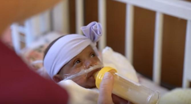 Najmanja beba na svetu