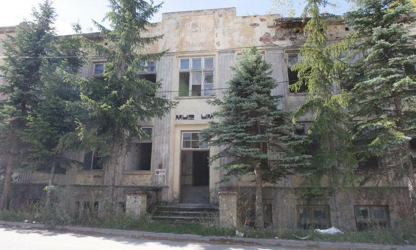 Były obóz pracy HASAG w Skarżysku Kamiennej