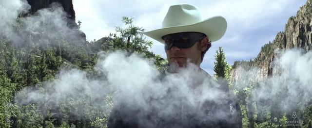 """Cela scena izgleda neverovatno u filmu """"The Lone Ranger"""""""