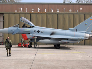 Eurofighter Luftwaffe