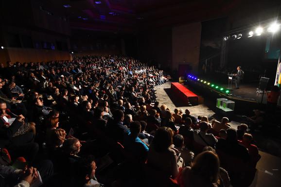 Izborni kongres LSV u Zrenjaninu