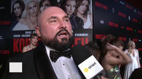"""""""Kobiety mafii"""": relacja z premiery"""