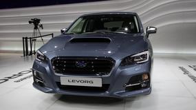 Subaru Levorg wkracza do Europy (Genewa 2015)