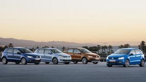 Volkswagen Polo teraz w nowych wersjach