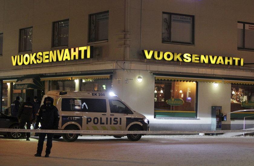 Strzelaniana w fińskiej Imatrze