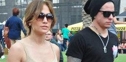 Jennifer Lopez bierze ślub