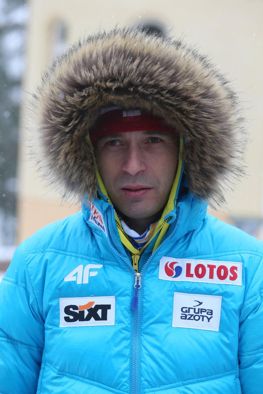 Ostatni sezon Łukasza Kruczka, trener skoczków odchodzi