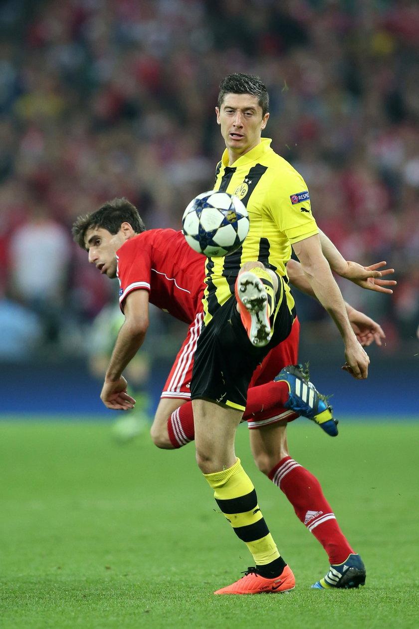 Robert Lewandowski zagra w Bayernie