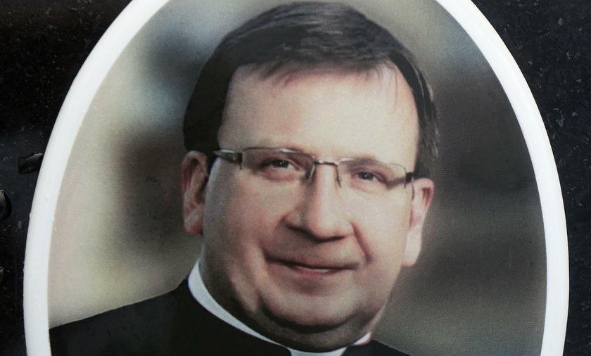 Ks. Waldemar Irek († 55 l.)