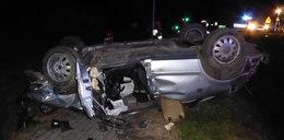 Tragiczna przejażdżka trzech młodzieńców. Nie żyje pasażer