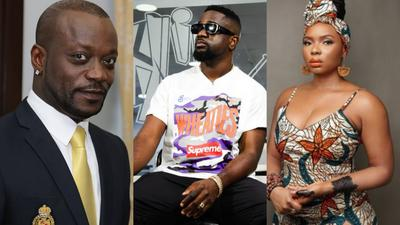 Top 7 musicians who have accused Sarkodie of 'disrespectfully' ignoring their calls