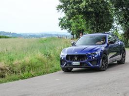 Maserati Levante Trofeo – czarująca maszyna